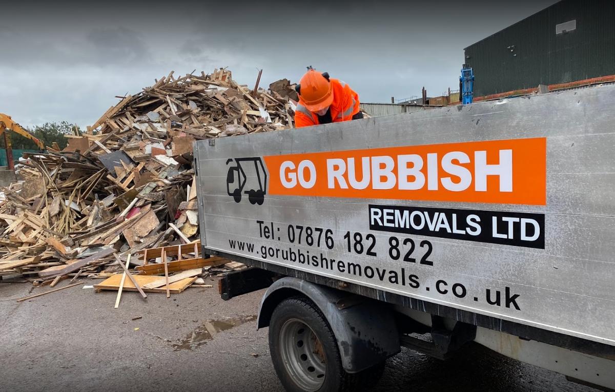 GO RUBBISH REMOVALS ltd- Paisley & Glasgow